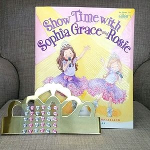 Show Time with Sophia Grace and Rosie Book